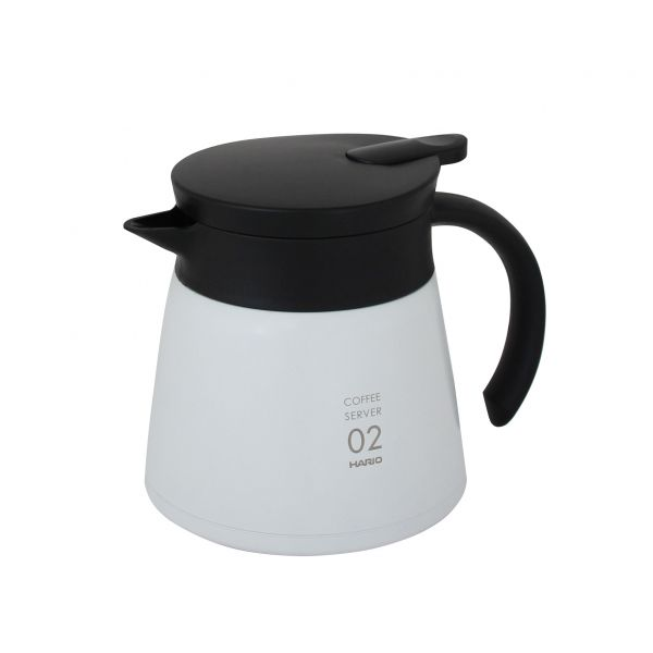Hario V60 Insulated Stainless Steel Server 600 Thermoskanne